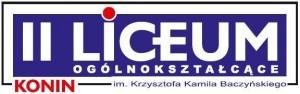 II LO Konin - Logo